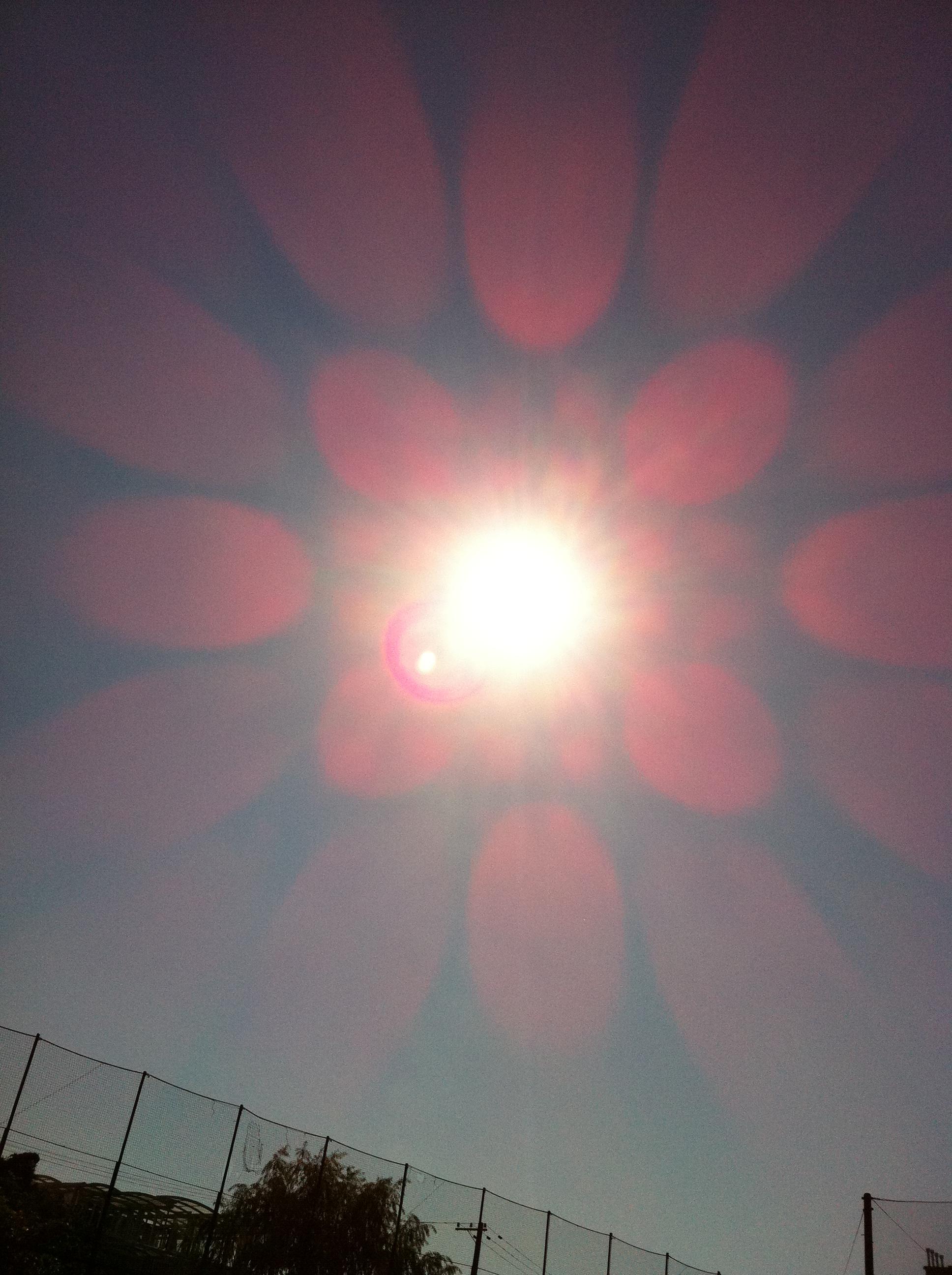 2011年9月7日 今日もいい天気!