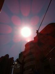 2012年3月14日 ホワイトデーです。 久々の好天です。