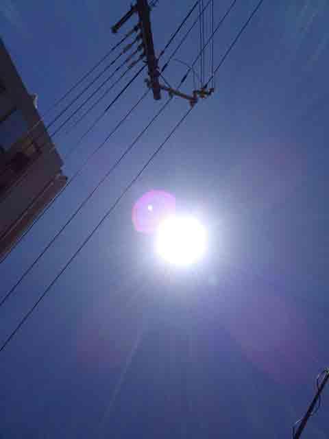8月20日 真夏っぽいですね!